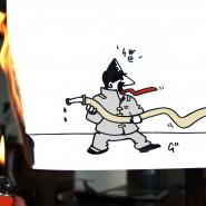 "Fire Fighting - par <a href=""http://www.fgcp.net/guillaumelagane"">Guillaume  Lagane</a>"