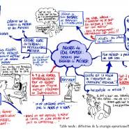 """Série de tables rondes pour définir la stratégie opérationnelle de Pôle Emploi. 7 thèmes abordés. Capture en directe. 45' d'échanges entre une vingtaine de participants - par <a href=""""http://www.fgcp.net/Veronique Olivier Martin"""">Véronique  Olivier Martin</a>"""