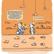 """Capgemini - illustration d'un point de vue sur les nouvelles formes de distribution - par <a href=""""http://www.fgcp.net/Veronique Olivier Martin"""">Véronique  Olivier Martin</a>"""