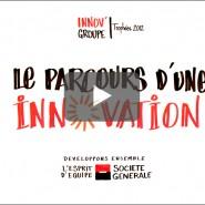 Vidéo animée pour Société Générale, communication interne. Auteur: Nicolas Gros.  ©
