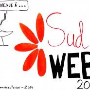 Scribe d'accueil, conférence Sud Web 2014, mai 2014 par @RomainCouturier, www.terredagile.com