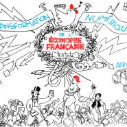 """""""Transformation Numérique de l'Économie Française"""" MISSION LEMOINE Paris 2014 - par <a href=""""http://www.fgcp.net/Florent Courtaigne"""">Florent  Courtaigne</a>"""