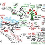 Social Entrepreneurship Forum (Shanghai 2014) / Fresque Veleda 2M x 4M