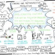 Sketchnote conférence de Maxime Bonnet à la conférence Mix-IT, 2016, par @RomainCouturier, www.terredagile.com
