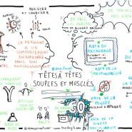 Sketchnote conférence de Pierre Fauvel à la conférence Mix-IT, 2016, par @RomainCouturier, www.terredagile.com