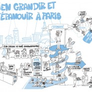 """Storytelling pour la Ville de Paris Photoshop - par <a href=""""http://www.fgcp.net/Alexia Leibbrandt"""">Alexia  Leibbrandt</a>"""