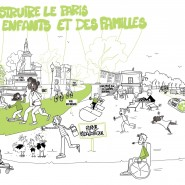 Storytelling pour la Ville de Paris Photoshop