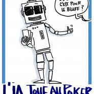 """Atelier Futur Lab #2067 (futur en seine 2017) - Capture humoristique d'instants marquants (carton plume petits formats) - par <a href=""""http://www.fgcp.net/Frederic Debailleul"""">Frédéric  Debailleul</a>"""